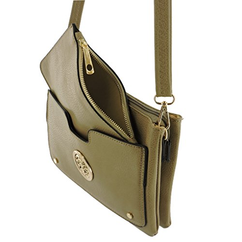 Silver Fever - SF-9200 donna Grey w Pouch