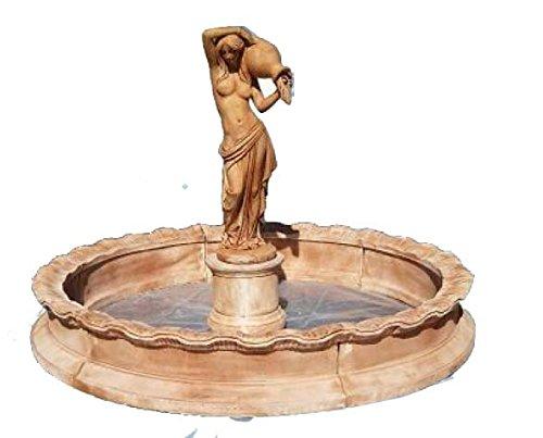 Vasca Da Lavare In Cemento : Fontana vasca in cemento da giardino fontana amber h cm
