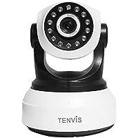 Camara TENVIS IP WiFi TENVIS T8809 Interior MOTORIZADA con Slot Memoria Interna