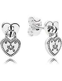 d6d4104b2 Pandora Women Silver Stud Earrings - 296575