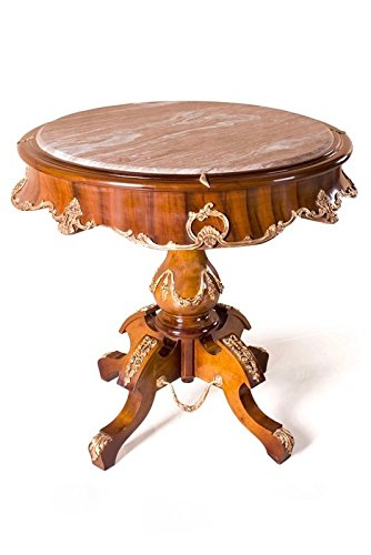 LouisXV Table Baroque MoTa1367 de Style Antique