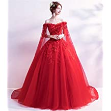 27e22b1c483 Amazon.fr   Robe De Mariee Rouge