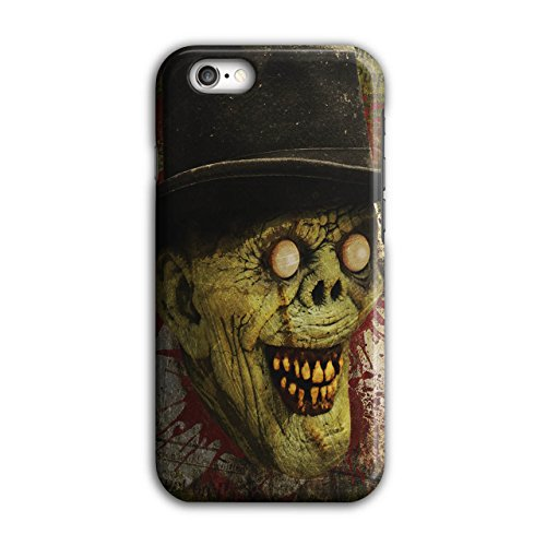 Gentleman Tot Mann Zombie Monster Hut iPhone 6 / 6S Hülle | (Der Gentleman Maske Tag Toten)