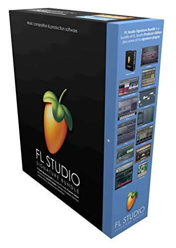 Image Line FL Studio 12 Signature Bundle Edition (Recording-mixer Studio)