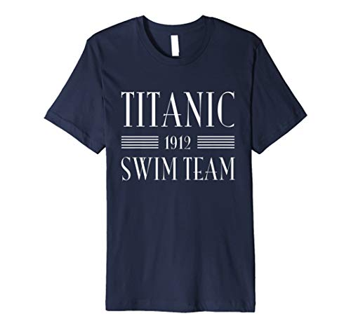 Titanic Swim Team T-Shirt - Swim-team T-shirts