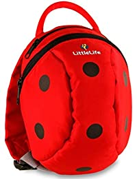 Little Life  toddler animal daysack mochila riendas ladybird