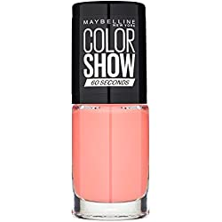 Maybelline Color Show 329Canal Street Vernis à ongles Corail 7ml