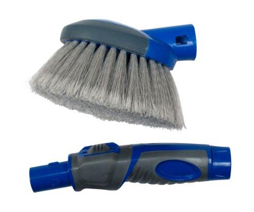 Pour le choix du 5372 Flow-thru Embout et kit de brosse