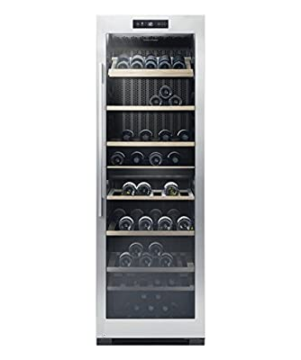 Fisher Paykel RF356RDWX1 60cm Freestanding Dual Zone Wine Cooler by Fisher Paykel