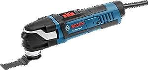 BOSCH Multifunktionswerkzeug GOP 250 CE Professional m. Zubehör + EXTRA