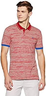 United Colors of Benetton Men's Solid Regular Fit