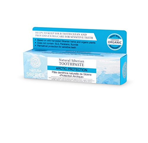 Natura Siberica Natural Siberian Toothpaste Arctic Protection 100g -