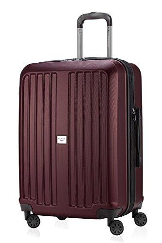 Hauptstadtkoffer, Valise Unisexe Adulte Rouge Rot matt 65 cm