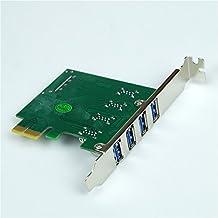 E-SDS PCI-E Express tarjeta USB 3.0 4 Port USB 3.0