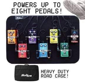 modtone Effects-Mt PB8, modtone Powered effetti a pedale