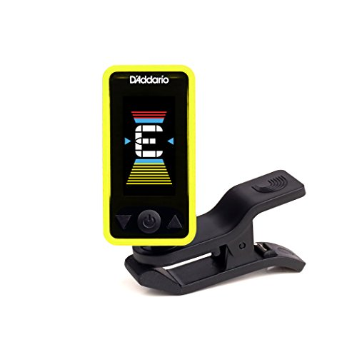 Planet Waves PW-CT-17YL Guitar Tuner (Yellow)