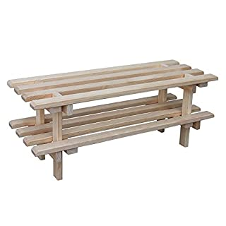 Astigarraga Evch60 Wood Shoe Rack