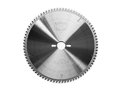 JJW-Germany HM Katarina 4250980601209 Carbide Circular Saw Blade, 216x 30 cm,80 Teeth, ATB Negative For Chop and Mitre Saws, Pack of