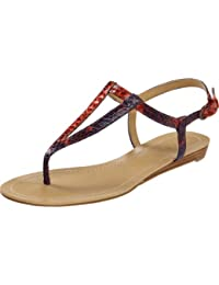 Nine West Nwweightless-Synthetic - Sandalias de Vestir de material sintético Mujer