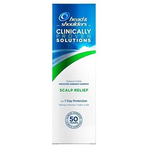 Head & Shoulders Lösungen Kopfhaut Relief Persistent Schuppen Shampoo 130ml