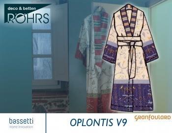 Preisvergleich Produktbild Bassetti Kimono | Oplontis V8 - L-XL