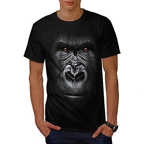 Gorilla Animal Big Ape Men M T-shirt |