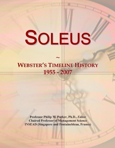 soleus-websters-timeline-history-1955-2007