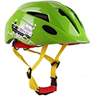 LEADFAS Kids Cycle/Bike Helmet, Certificado por CE para Niños Ligeros Multi-Sport