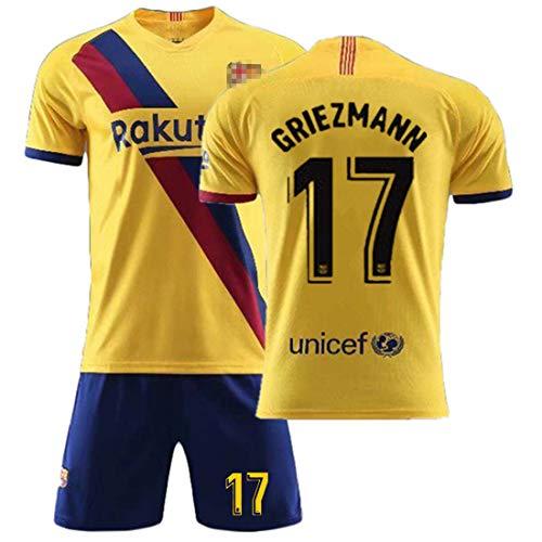 King-mely Camiseta Jersey Futbol Barcelona 2019-2020