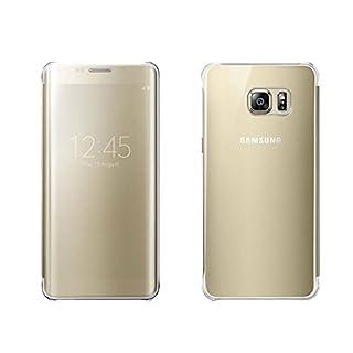 48a12843c2e Samsung BT-EFZG928CFEGWW - Funda para Samsung Galaxy S6 Edge +, color  dorado (B0132O7O7W) | seguidor de ...