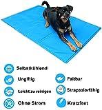 SMARTY große Hunde Kühlmatte (120 x 70 cm)