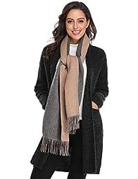 3969c445b632b i+k Écharpe en cachemire et laine de mérinos - 100% laine Écharpe en