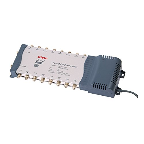 415ntpPNKBL. SS500  - Labgear LDL216R Distribution Amplifier with IR Bypass