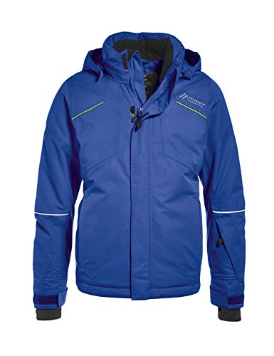 Maier Sports Kinder Timber Junior Skijacke, Surf the Web, 152