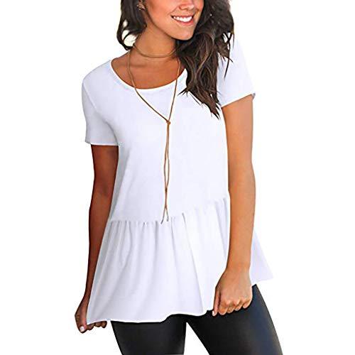 UFACE Sexy Ausschnitt Damen Shirt Sexy Grosse Grösse Damen Shirt Sexy Elegant Damen Shirt Sexy