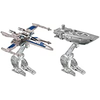 Hot Wheels Starships Serie Star Wars at-STmit Aufsteller