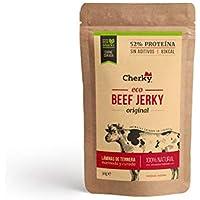 Cherky Eco Beef Jerky Original 12 Unidades 360 g