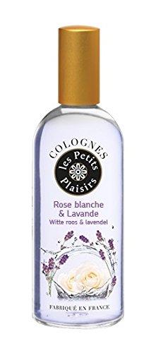 Les Petits Plaisirs Eau de Cologne Vaporisateur Rose Blanche/Lavande 100 ml