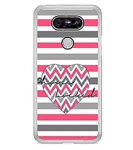 Phone Locked 2D Hard Polycarbonate Designer Back Case Cover for LG G5 :: LG G5 Dual H860N :: LG G5 Speed H858 H850 VS987 H820 LS992 H830 US992