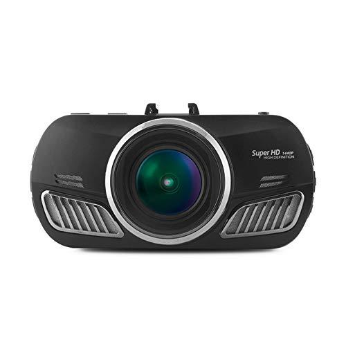 Xwly-Dr Auto Dash Cam Super HD 1440P Night Vision 2,7 Zoll Screen 170 ° Weitwinkel Schleife Video-Parkplatz Überwachung G-Sensor In GPS-Auto Universal Video-schleife