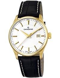 fb9450f88875 Candino C4457 2 - Reloj analógico de Cuarzo para Hombre con Correa de Piel