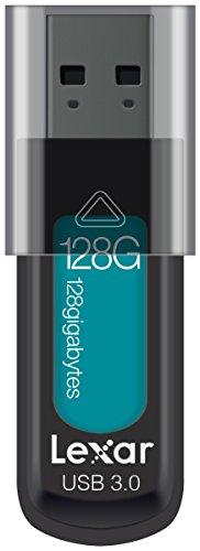 Lexar JumpDrive S57 - Memoria USB 3.0 de 128 GB,...