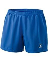 Erima 5-Cubes ropa deportiva pantalones cortos para mujer colour azul, color  - azul y blanco, tamaño 46