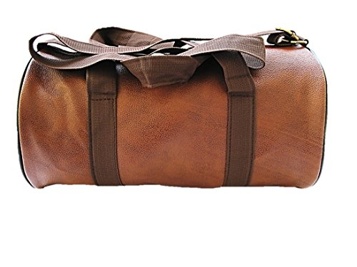 7ebfe9d1d458 muccasacra Weekender Duffel Gym Bag with 3 compartments (Scrubbed ...
