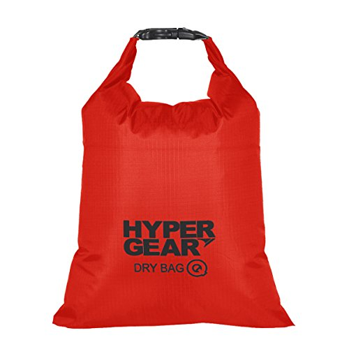 hypergear-compact-and-lightweight-dry-bag-water-repellent-ripstop-nylon-red-3-liters