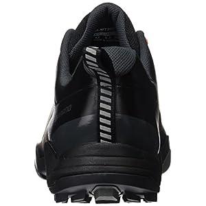 Shimano SHMT3OG430SL00, Zapatillas de Ciclismo de Carretera para Hombre, Negro (Black), 43 EU