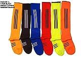 #8: SLYK Football/Soccer Athletic Socks with Knee High (Pack of 3)