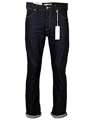 French Connection Jeans Indigo Blue Regular Standard Straight Leg Denim Pants