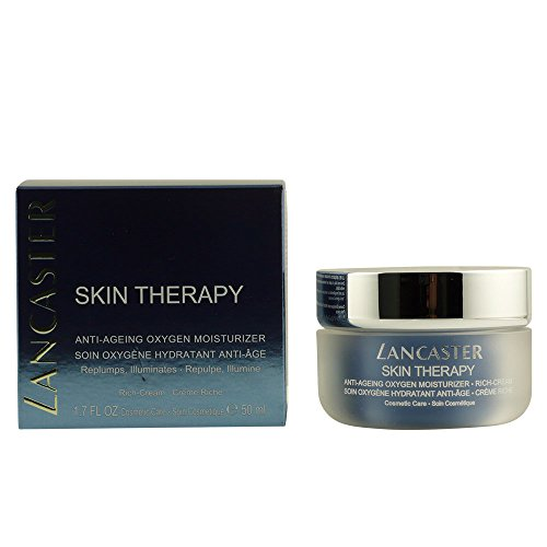 Lancaster Skin Therapy Anti Ageing Oxygen Moisturizer Rich Cream 50ml