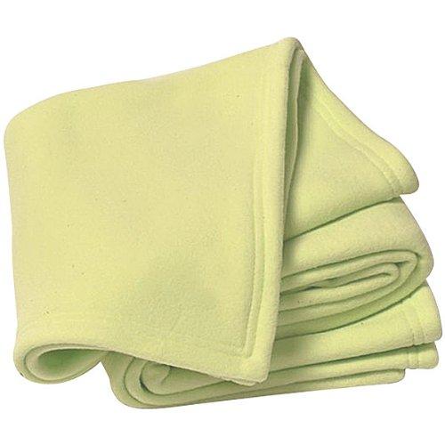 poyet-falena-2378-coperta-in-pile-100-x-150-cm-anis-verde